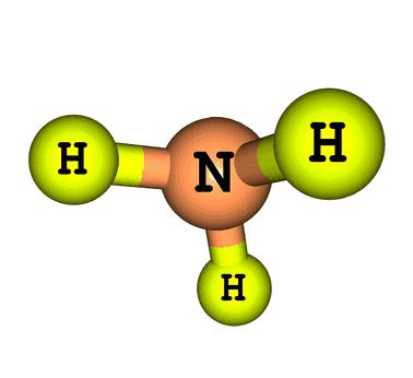 Ammonia NH3