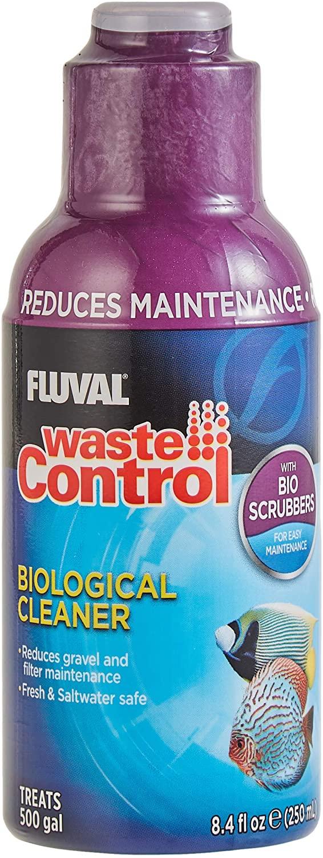 fluval waste control management