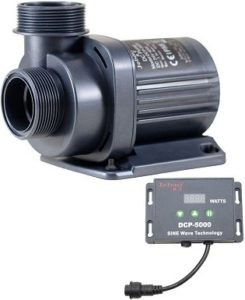 3Jebao Marine Submersible Tank Pump with Wave Controller