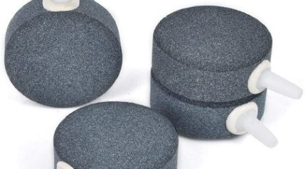 6QUANEAT 4 Pack Air Stone