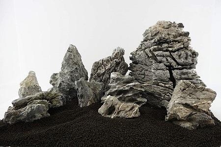 9Lifegard Aquatics 25G-Smoky Smoky Mountain Stone