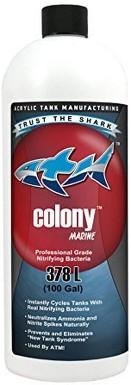 ATM Aquarium Products Colony Nitrifying Bacteria Marine
