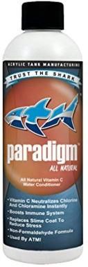 ATM Aquarium Products Paradigm All Natural Dechlorinator for Aquarium
