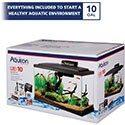 Aqueon LED Fish Aquarium Starter Kit