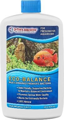 Dr. Tim's Aquatics Eco-Balance Freshwater Aquarium Cleaner