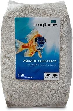 Imagitarium White Aquarium
