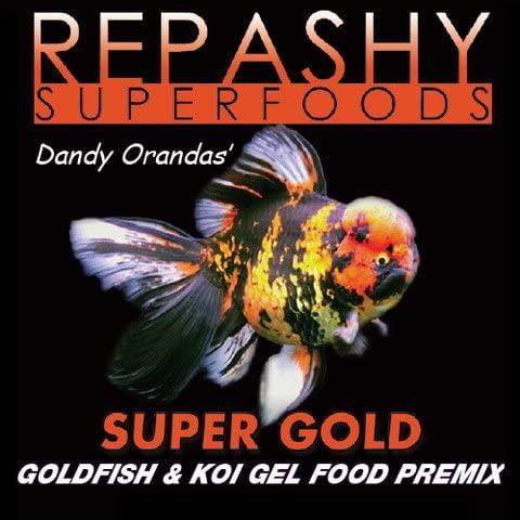 Repashy Super Gold fish food