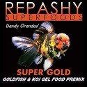 Super Gold Gel Food
