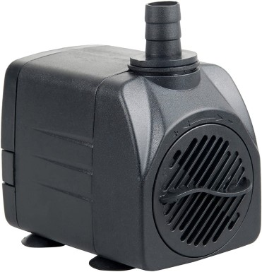 Uniclife Submersible 80-400 GPH Water Pump